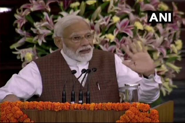 Prime Minister Narendra Modi Unanimously Elected As NDA Leader, Oath Ceremony Likely On May 30
